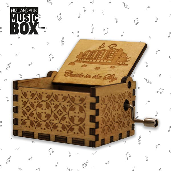 Castle in the Sky Song | Laputa Music Box | Anime Gifts