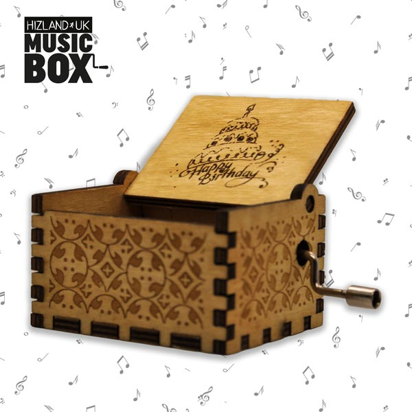 Happy Birthday Music Box | Birthday Gifts For Toddlers