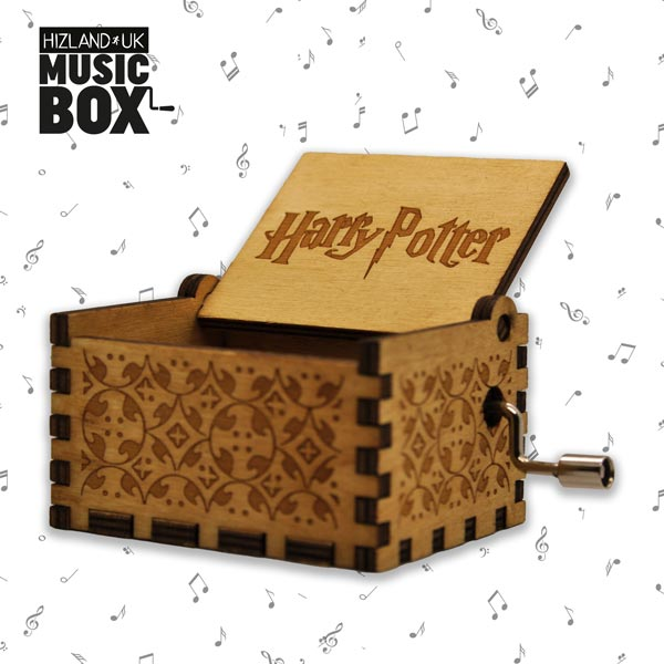 Harry Potter Music Box | Harry Potter Gifts