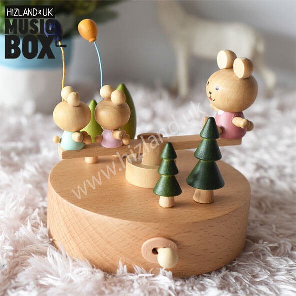 Lullaby Music Box | Baby Music Box | Music Box For Girls