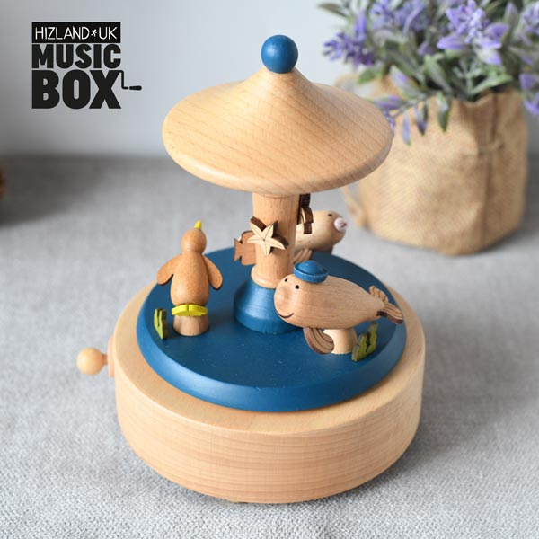 Wind Up Music Box |  Wooderful Life Music Box