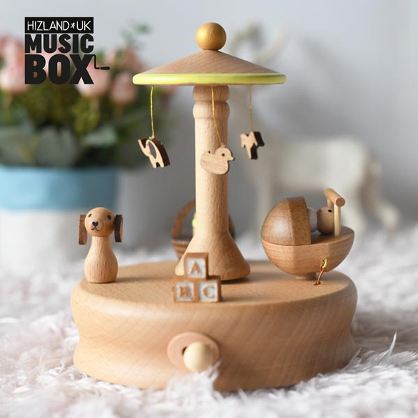 Musical Box For Baby | Unique Baby Shower Gifts